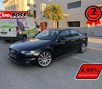AUDI A4 2.0 TDI| 2015 | 21.500€
