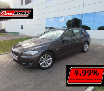 BMW 520D STEPTRONIC| 2012 |19.500€