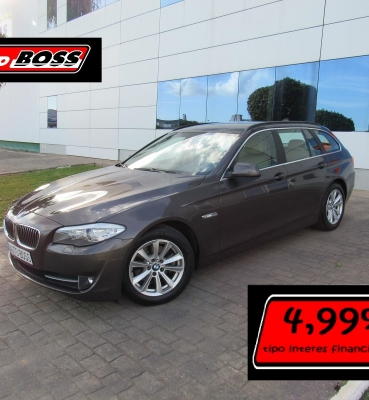 BMW 520D STEPTRONIC  2012  21.500€