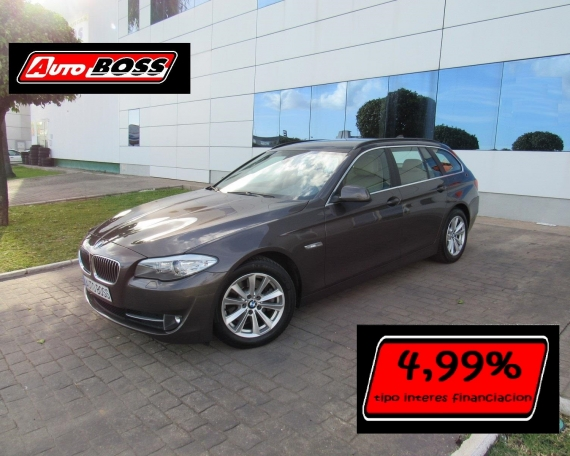 BMW 520D STEPTRONIC| 2012 |21.500€