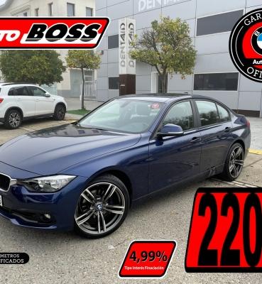 BMW 318D   2016   16.990€
