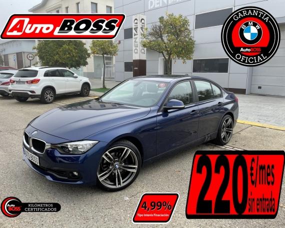 BMW 318D | 2016 | 16.990€