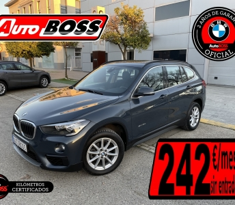BMW X1 18D | 2017 | 18.500€