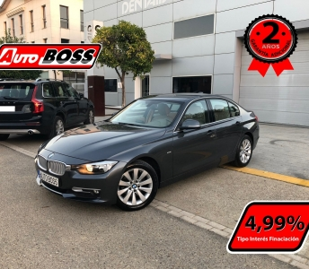 BMW 318d STEPTRONIC| 2014 |16.900€