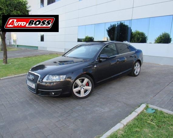 AUDI A6 3.0 TDI S-LINE| 2005 | 8.500€
