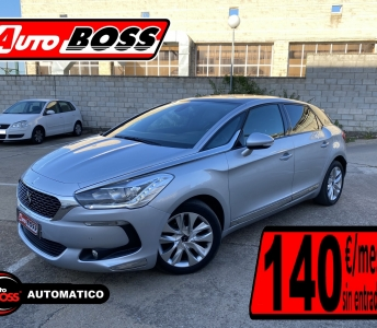 DS 5 1.6 HDI   2016   9.500€