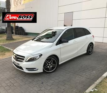 MERCEDES B180 CDI AMG| 2014 | 16.900€