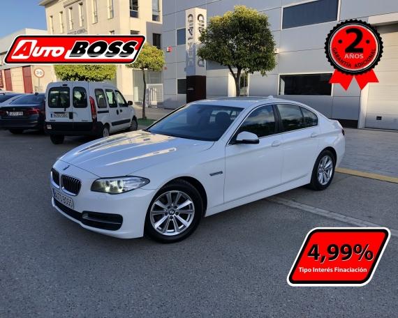BMW 520 D | 2014 |18.900€