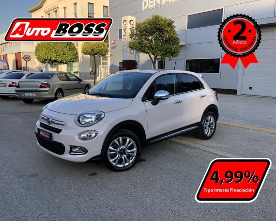 FIAT 500X | 2016 | 12.500€