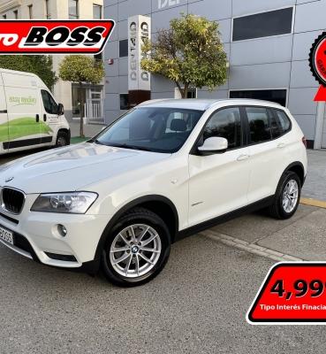 BMW X3 18D | 2014 | 19.950€