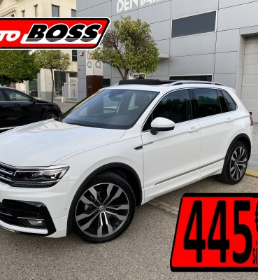VW TIGUAN 2.0 TDI | 2019 | 33.950€