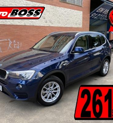 BMW X3 S-DRIVE | 2016 | 19.950€