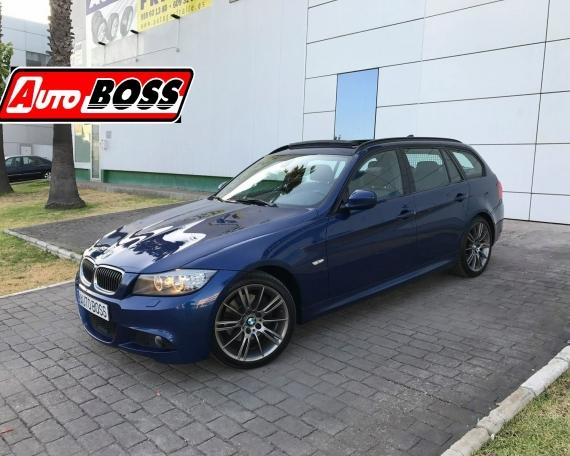 BMW 320d M-PACK| 2011 |13.900€