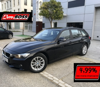 BMW 318D TOURING| 2013 |16.900€