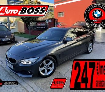 BMW 418D | 2016 | 18.900€
