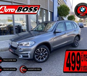 BMW X5 3.0D | 2016 | 38.950€