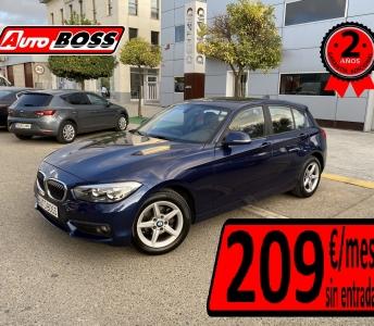 BMW 118D | 2017 | 15.500€
