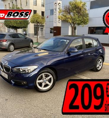 BMW 118D | 2017 | 15.990€