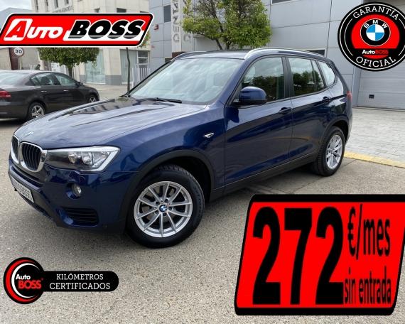 BMW X3 18D | 2017 | 20.950€