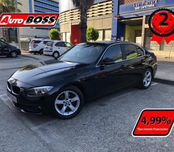 BMW 318D | 2015 | 15.950€