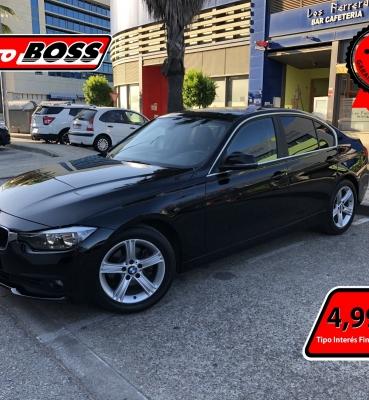 BMW 318D | 2015 | 16.900€