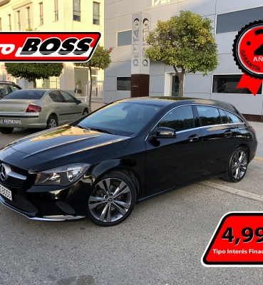 MERCEDES CLA 200 CDI    2018   26.500€