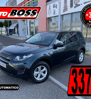 LAND ROVER DISCOVERY SPORT   2017   25.950€