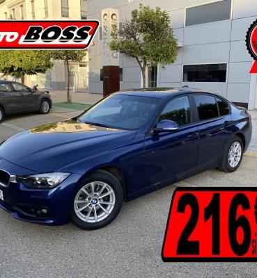 BMW 318D   2016   16.500€