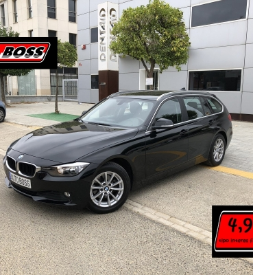 BMW 318D STEPTRONIC| 2014 |16.500€