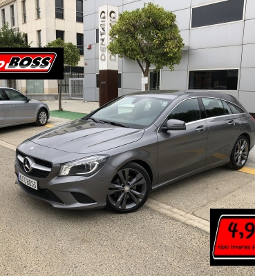 MERCEDES CLA 200 CDI SHOOTING BRAKE | 2015 | 20.900