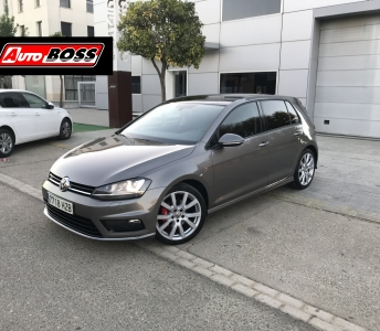 VW GOLF R-LINE 2.0 TDI | 2014 | 19.900€