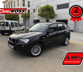 BMW X3 18d | 2013 |17.900€