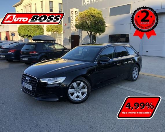 AUDI A6 AVANT 3.0 TDI| 2014 | 20.500€