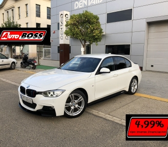 BMW 320D M-PACK PERFORMANCE| 2015 |25.900€