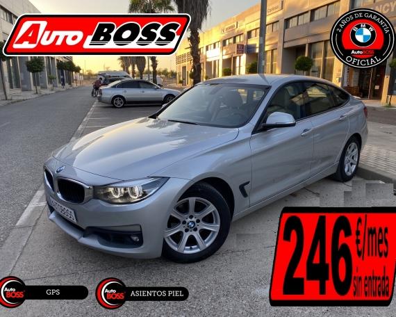 BMW 318D GRAN TURISMO | 2017 | 18.950€