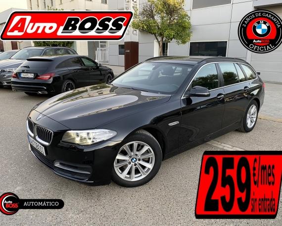 BMW 520D A | 2016 | 19.950€