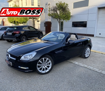 MERCEDES SLK 200  | 2012 | 20.950€