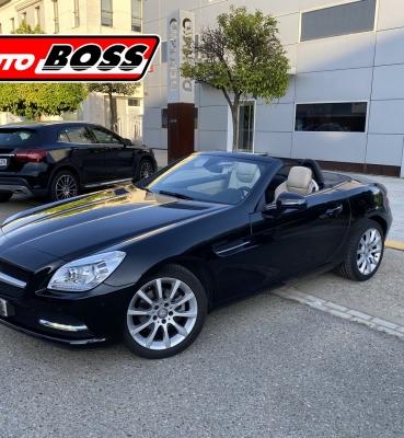 MERCEDES SLK 200  | 2012 | 21.500€