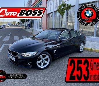 BMW 418D | 2016 | 19.500€
