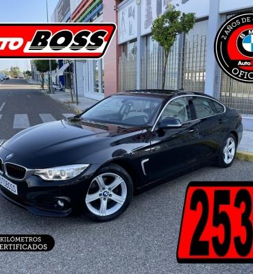 BMW 418D   2016   19.500€