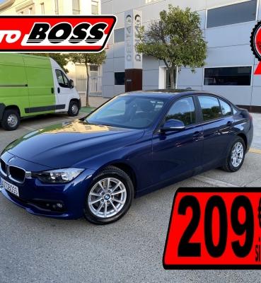BMW 318D | 2016 | 15.990€
