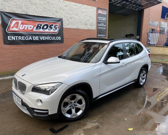 BMW X1 18D | 2013 | 11.500€