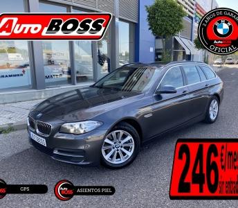 BMW 518D | 2016 | 18.950€
