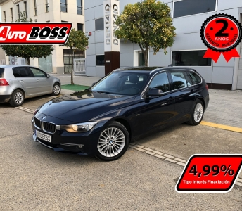 BMW 318d STEPTRONIC| 2014 |15.900€