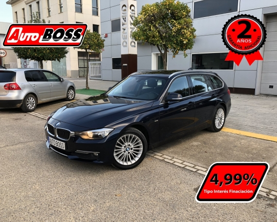 BMW 318d STEPTRONIC| 2014 |15.900€