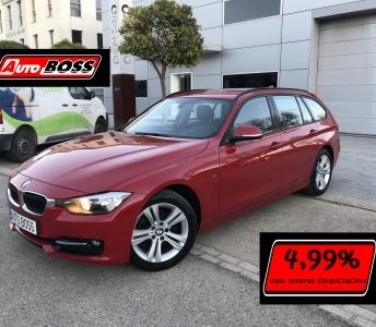 BMW 318D TOURING SPORT| 2014 |15.500€