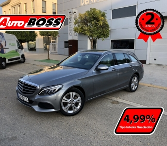 MERCEDES C220 CDI  | 2015 | 18.500€