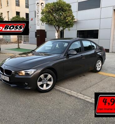 BMW 320D 185CV STEPTRONIC| 2013 |17.500€