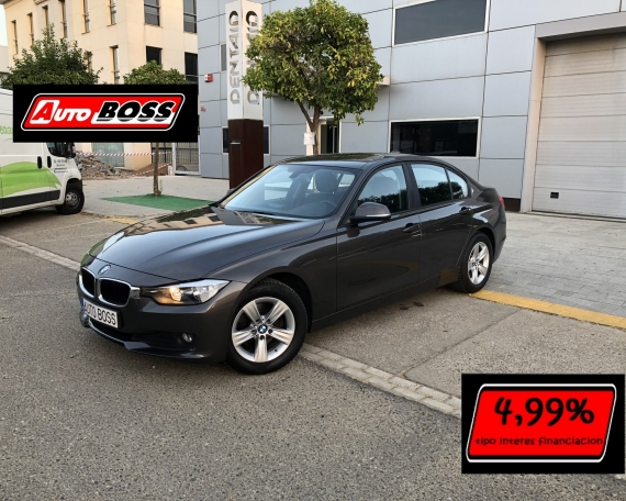 BMW 320D 185CV STEPTRONIC| 2013 |17.500€