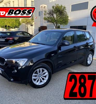 BMW X3 20d | 2016 | 21.950€